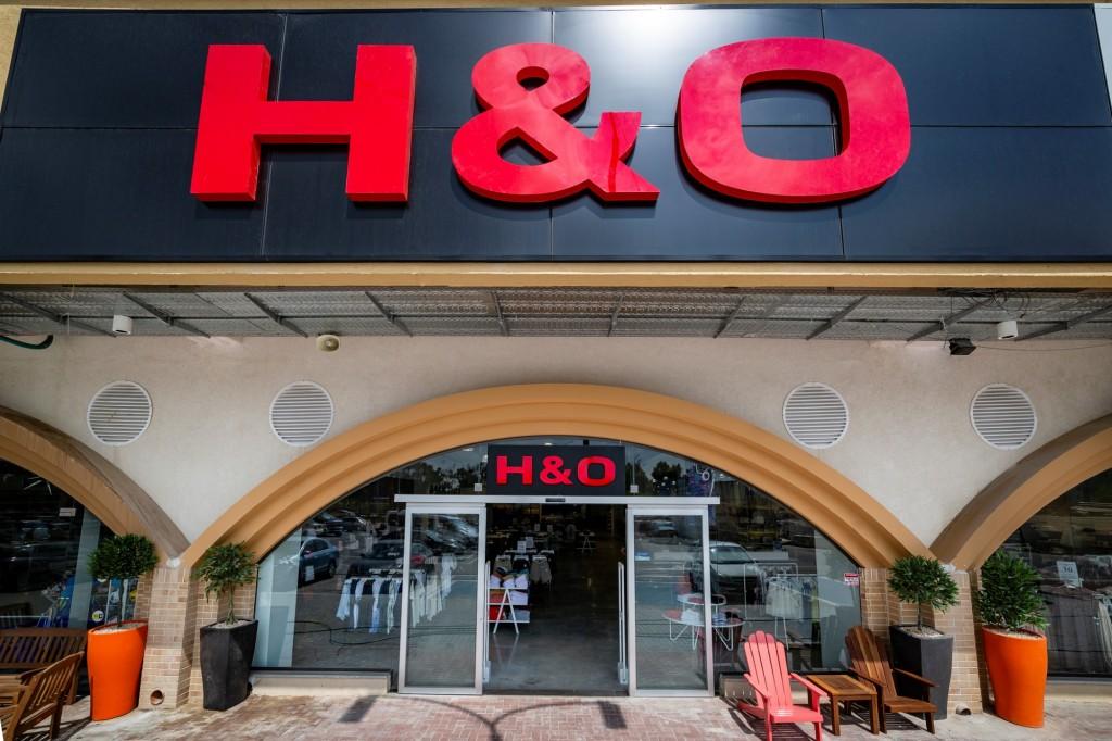 סניף H&O מול החוף וילג' בחדרה / צילום: בן פרידמן