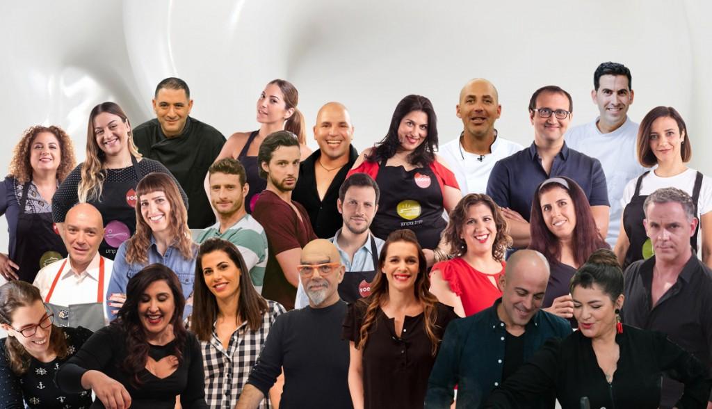 כל השפים והבלוגרים השווים נמצאים בו   ערוץ אוכל חדש FOODY של סלקום tv   צילום: יח''צ
