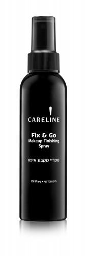 קרליין ספריי מקבע איפור FIX&GO מחיר 39.90 צילום מוטי פישביין (2) (Custom)
