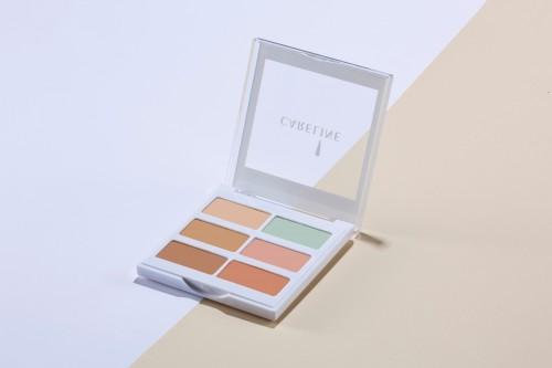 קרליין CONCEAL & CORRECT ערכת קונסילרים לעור אחיד ומושלם מחיר 69.90 שח צילום מוטי פישביין (Custom) (2)