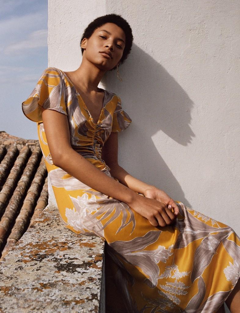 פריטי אופנה שמתאימים לאקלים הישראלי | מנגו לאביב-קיץ 2018 | צילום: יח''צ חו''ל