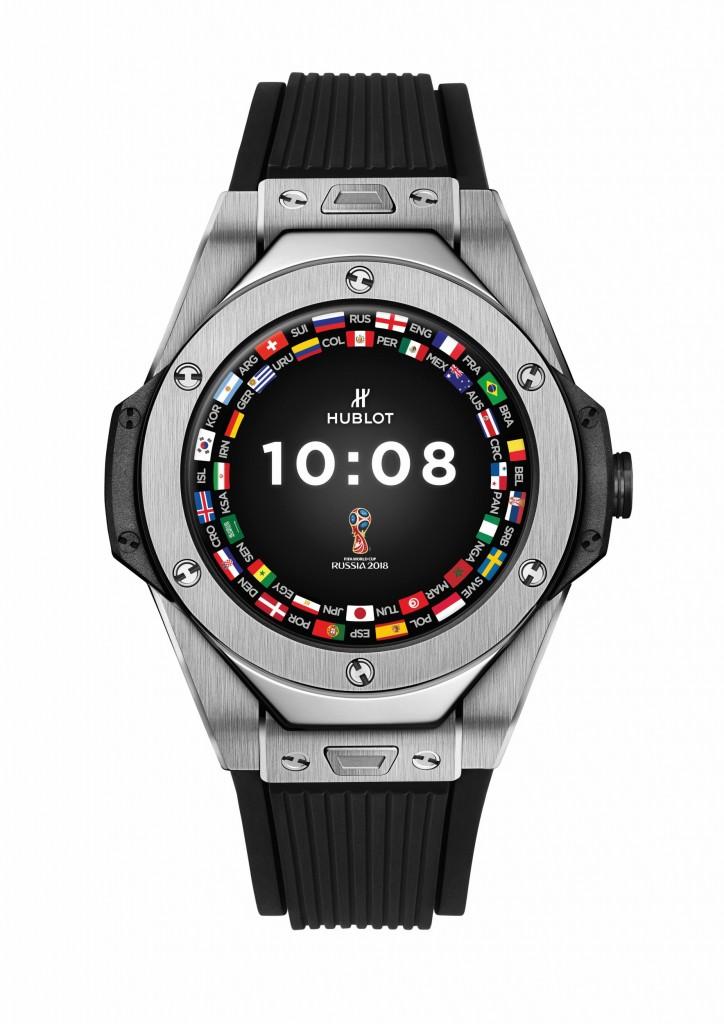 הובלו שעון חכם לשופטי המונידיאל | 18,990 ₪ | צילום: יח''צ חול