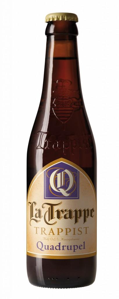 בירה לה טראפ קואדריאפל | מחיר לבקבוק:13.10-15.90 ₪ | צילום: אסף לוי