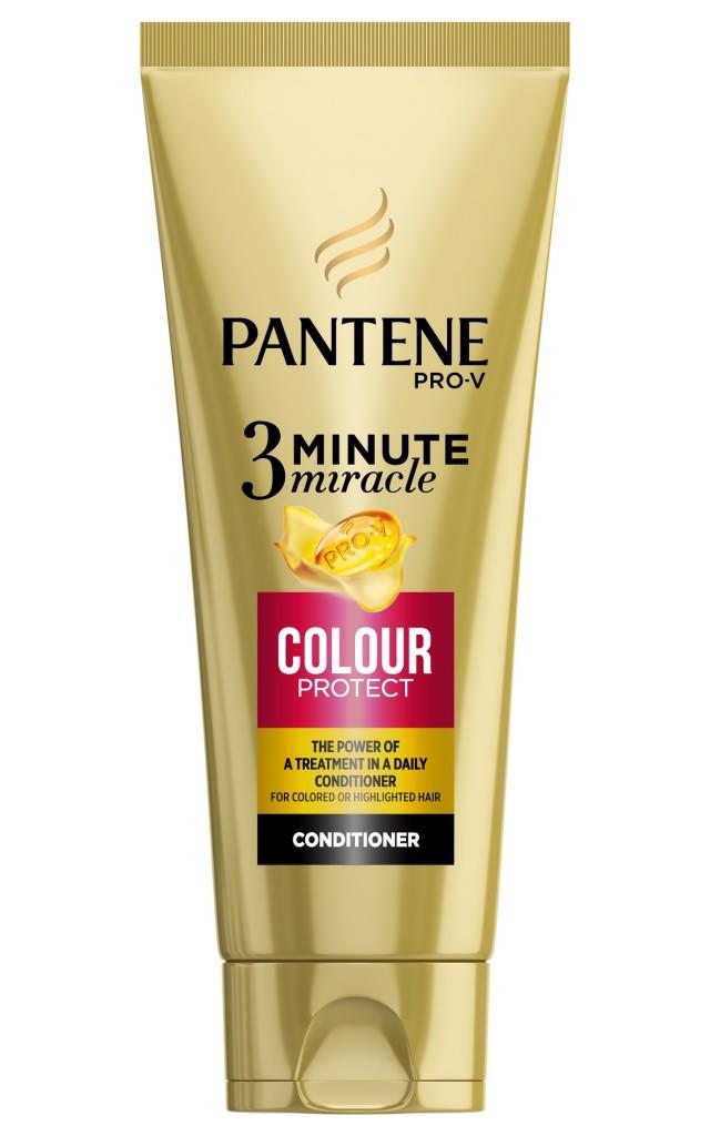 מרכך הקסם ב-3 דקות של  PANTENE   להשיג בחנויות הפארם המובחרות   צילום: יח''צ חו''ל