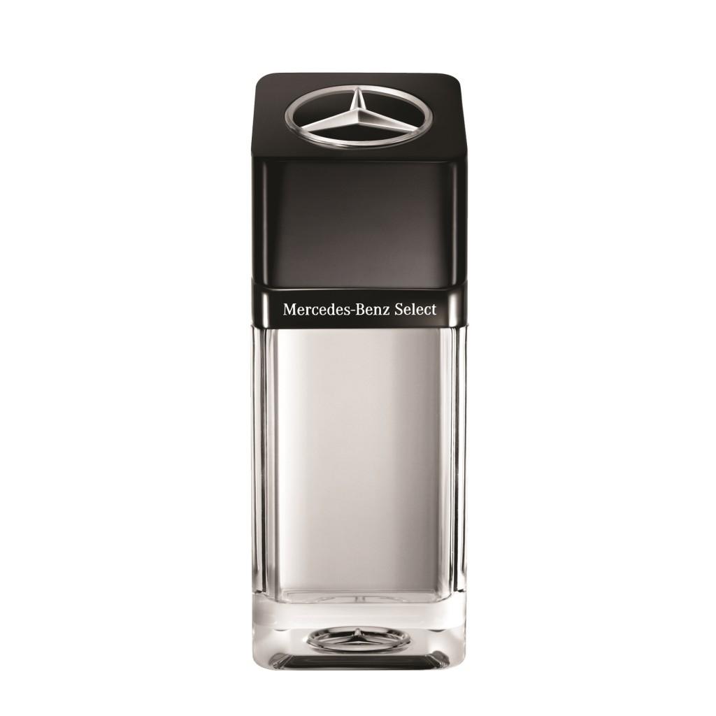 הבושם Mercedes Benz Select- מחיר: 299  ₪ | להשיג ברשתות הפארם המובחרות