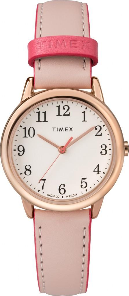גם ורוד יתאים לך ללוק היומי   TIMEX לשעוני עדי   צילום: יח''צ חו''ל
