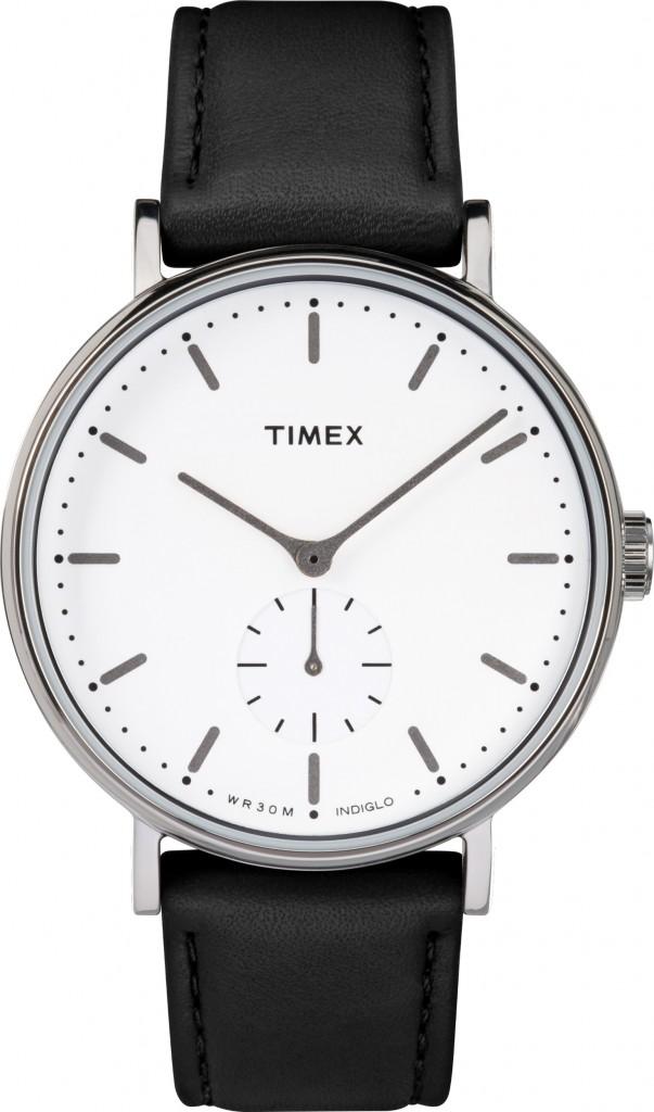 גם הגברים הקלאסיים ימצאו פה את מבוקשם   TIMEX לשעוני עדי   צילום: יח''צ חו''ל