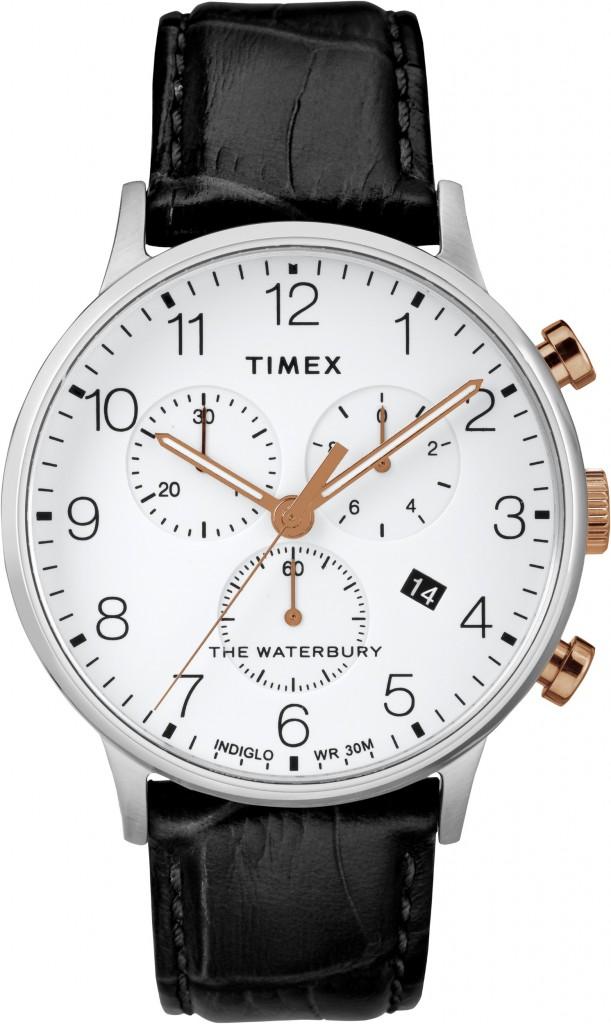 יש גם שעונים לגברים כזה בבקשה!   TIMEX לשעוני עדי   צילום: יח''צ חו''ל