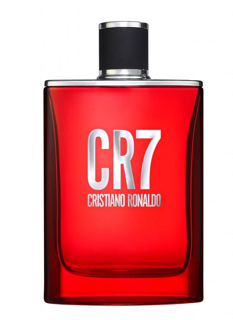 "CR7 הבושם החדש לגבר מבית כריסטיאנו רונאלדו / מחיר 199 ש""ח ל 100 מ""ל / צילום: יחצ חו""ל"