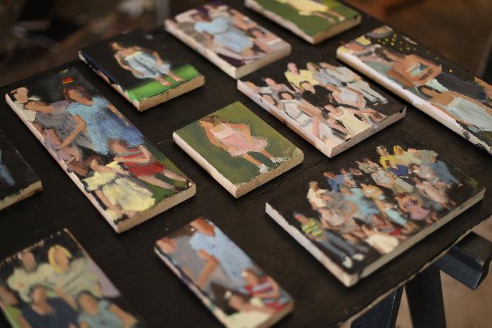 מתוך התערוכה עניין משפחתי / עידו מרקוס / גלריה זימאק