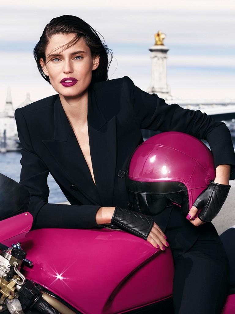 "LOGO LE DEFILE L'OREAL PARIS / שבוע האופנה בפאריז / צילום: יח""צ חו""ל"