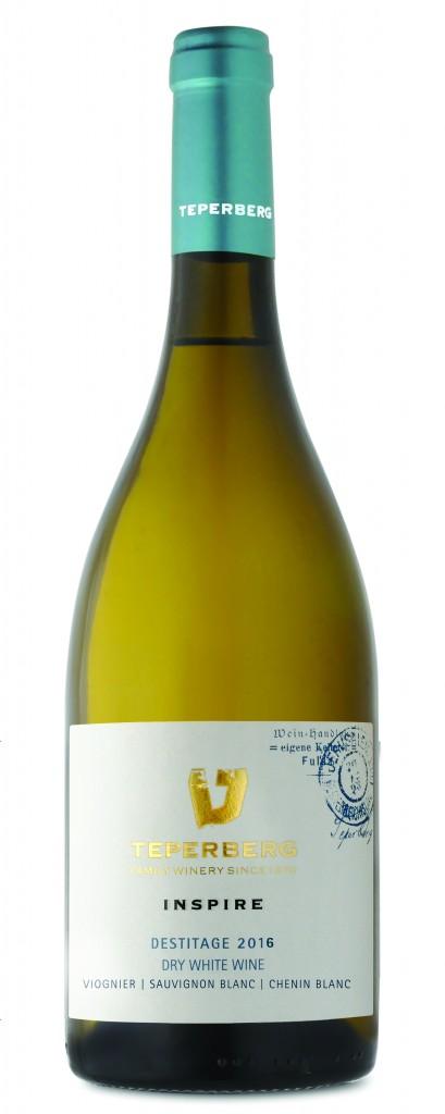 """יקב טפרברג מציג את סדרת יינות 'INSPIRE' / מחיר: 70 ש""""ח"""