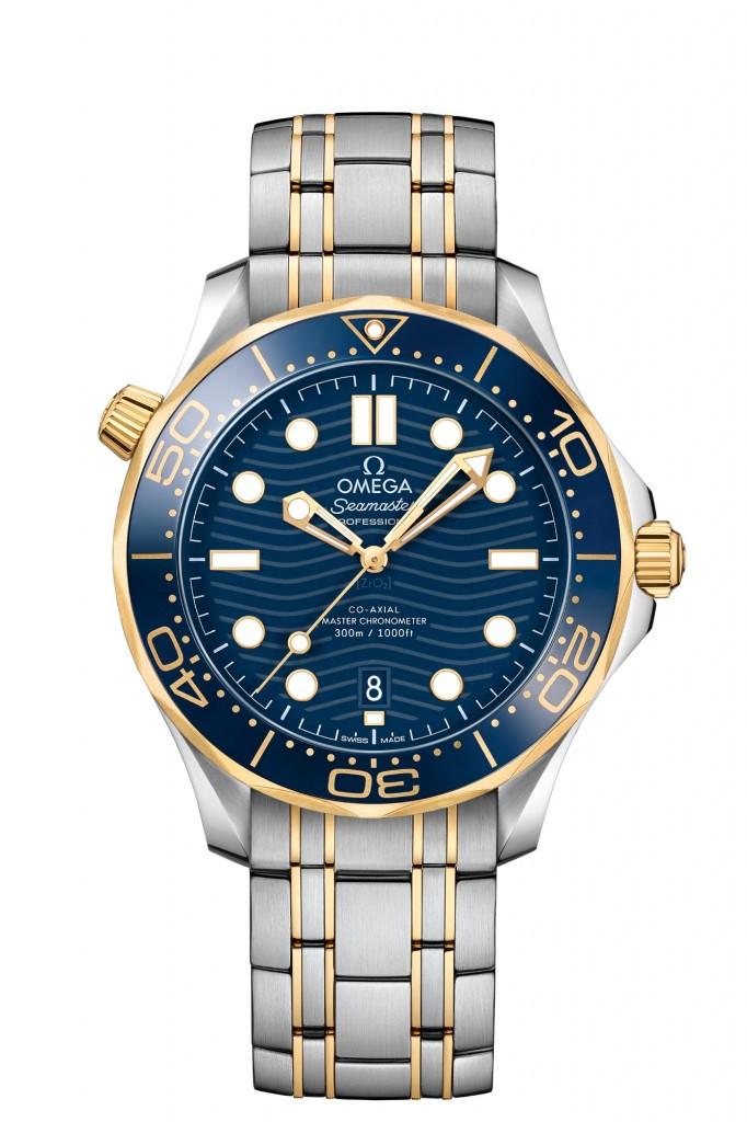 שעון אומגה תכשיט וסמל סטטוס