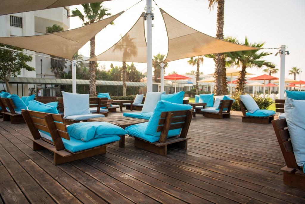 מלון רימונים חוף התמרים עכו / צילום: שרון בראון
