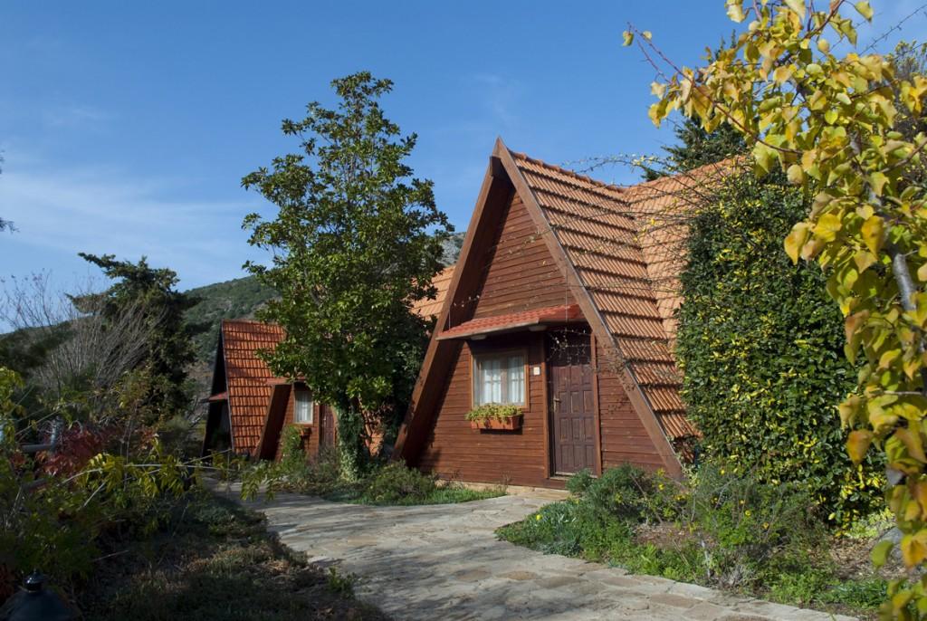 שבילי כפר הנופש רימונים נווה אטיב / צילום: רוני בלחסן
