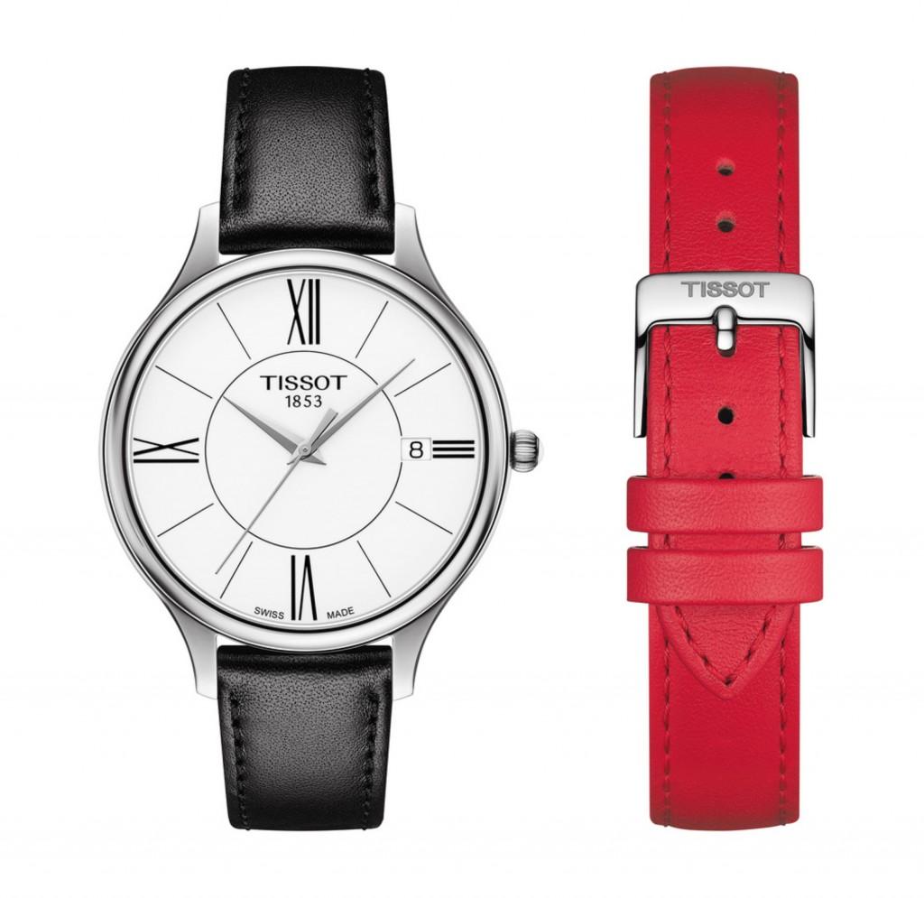 עיצוב השעון הינו עדין וייחודי המגיע עם 2 רצועות להחלפה שיכולות להתאים לכל לבוש, במס' גוונים שונים החל משמנת, ורוד בהיר, כחול, שחור ועד לאדום נועז.
