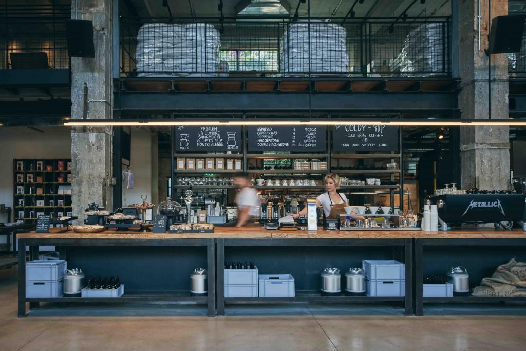 לא בית קפה פשוט | בית הקלייה החדש של ארקפה | צילום: יח''צ