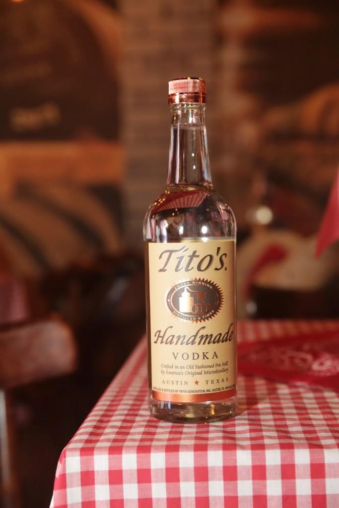 יקבי כרמל מרחיבים את הפעילות השיווקית של מותג Tito's handmade Vodka