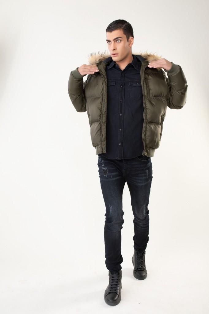 תארזו לנו את המעיל תודה | לי קופר בקולקציית חורף 19 | צילום: אלכס ליפקין