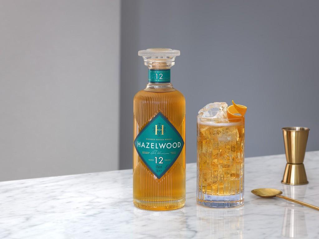 hazelwood whiskey /  ניתן יהיה להשיגו אך ורק בעשרים ברים ומסעדות בעיר