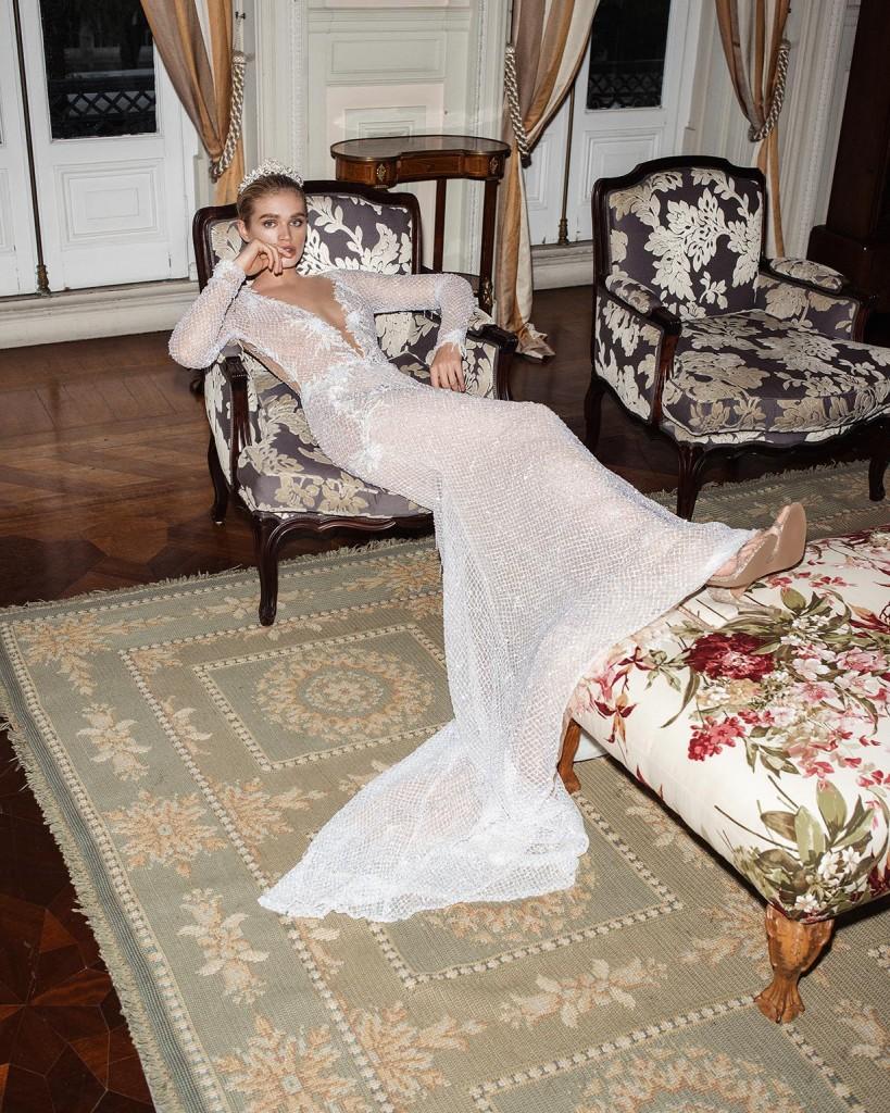 כבר לא שמלת כלה קונבנציונלית | קולקציית הקוטור של גליה להב | צילום: אייל נבו