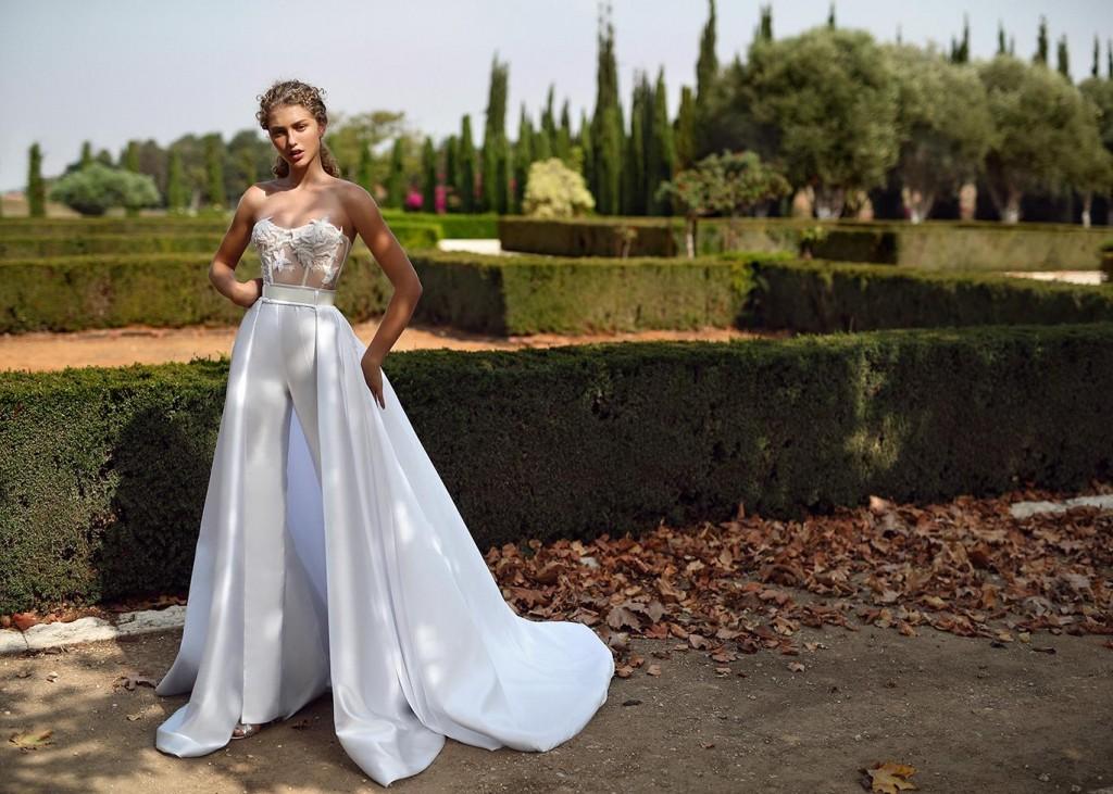 השמלה שהכי התחברנו אליה | קולקציית גאלה 7 של גליה להב | צילום: אייל נבו
