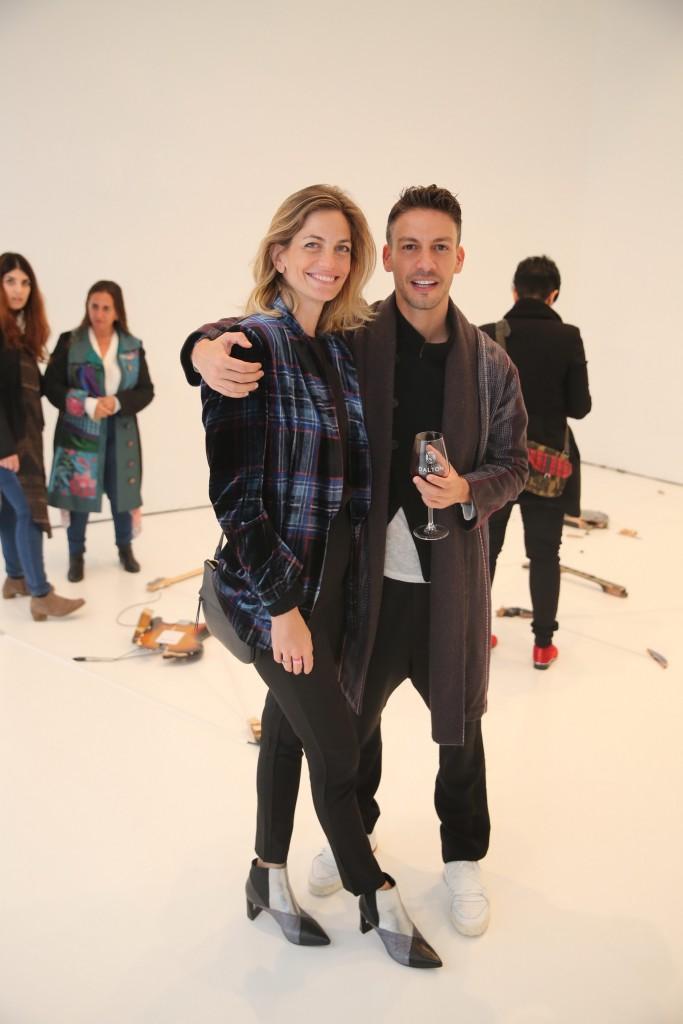 יקב דלתון / תערוכה של האמנית נעמה צבר / צילום: אלירן אביטל