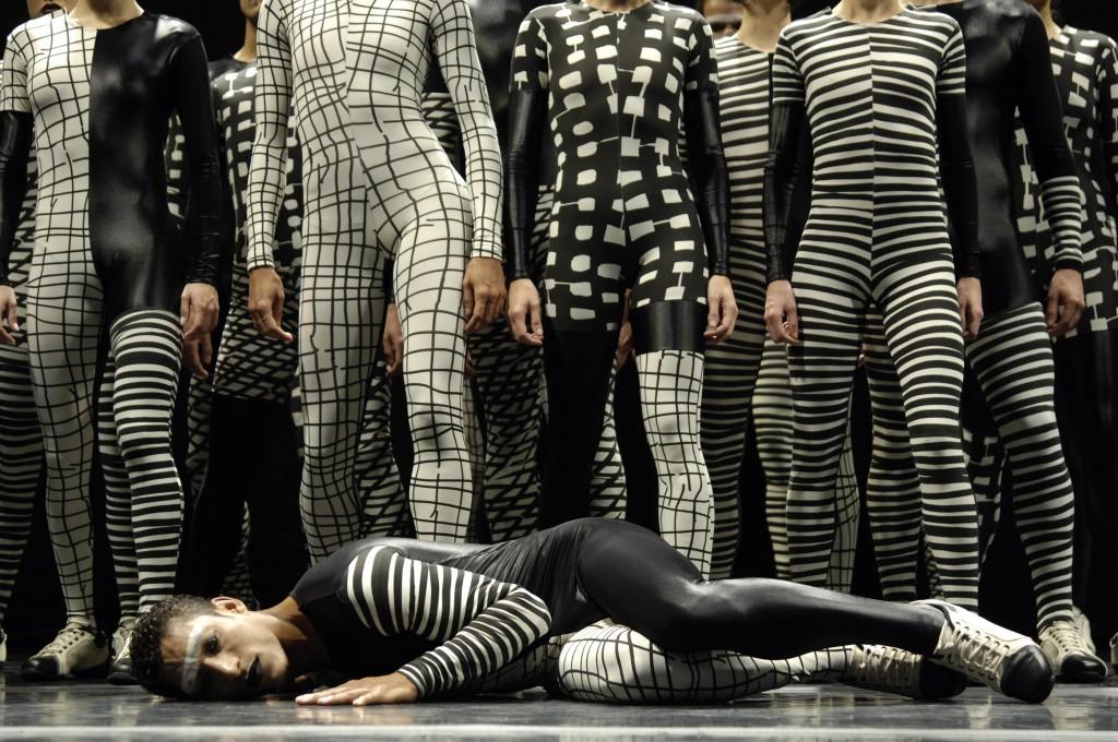 קטע ריקוד מתוך Breu   צילום: יח''צ