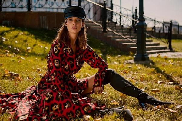 שמלת חובה בארון לעונה הקרובה | אלמביקה חורף 18-10 | גורן-ליובונציץ.