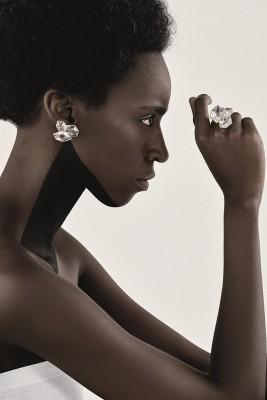 תכשיטים בהשראת מחול / צילום: דיוויד ווילס