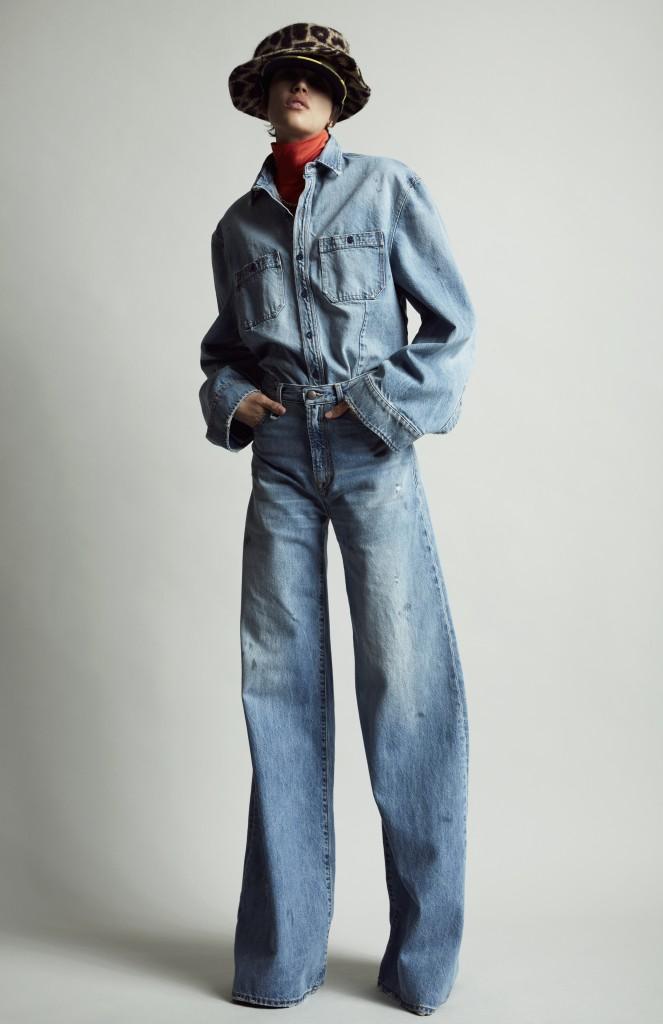 רוצות ג'ינס בגזרה מחמיאה תמצאי בR13 בBoutique 77   צילום: יח''צ