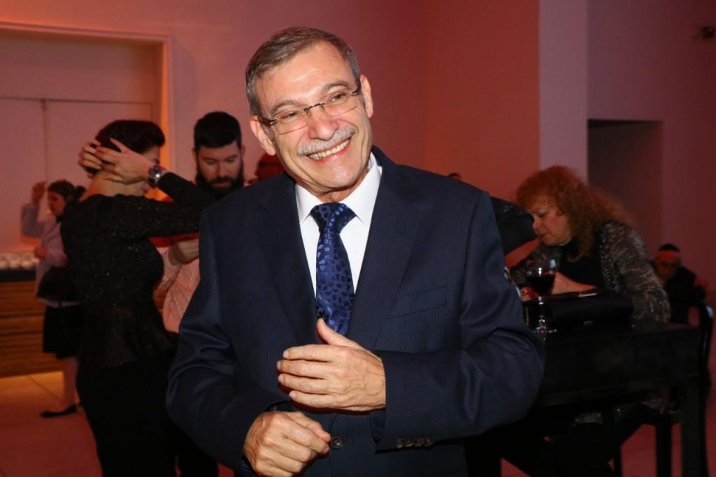 דוקטור דוד פורטוביץ, מייסד העמותה / צילום: אמיר מאירי
