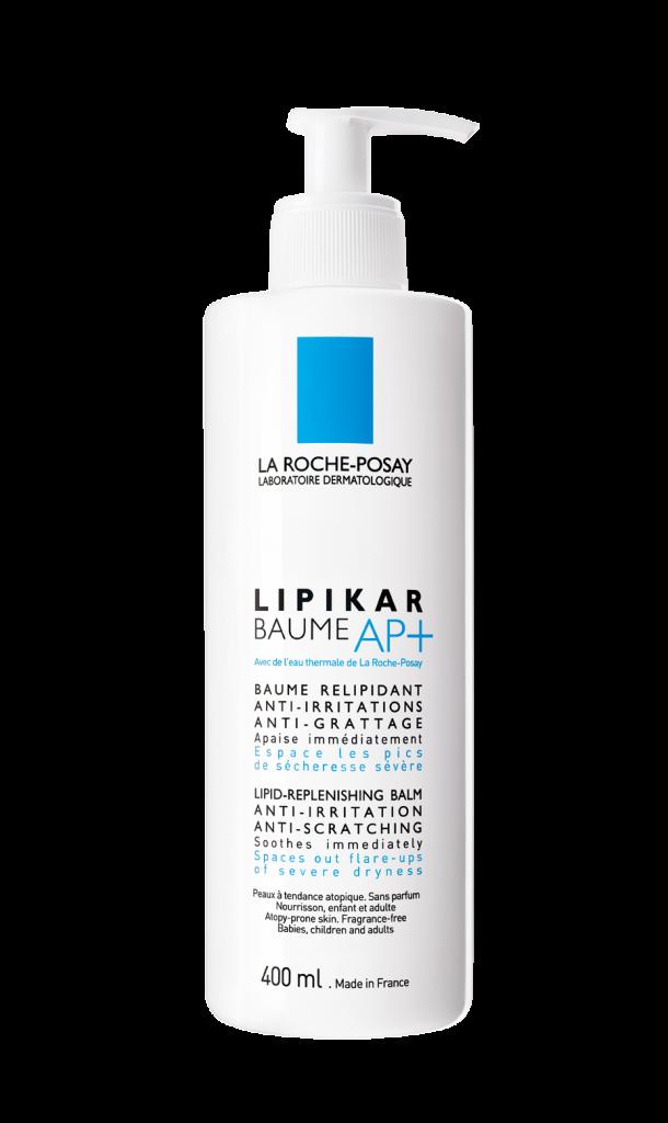 """LIPIKAR-AP+-מותג לה רוש פוזה מציע קרם גוף לעור יבש מסדרת ליפיקאר המחיר 104 ש""""ח 400 למ""""ל / צילום: מוטי פישביין"""