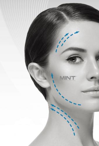 """MINT טכנולגיה קוראנית חוטים להרמת פנים ללא ניתוח / צילום: יח""""צ"""