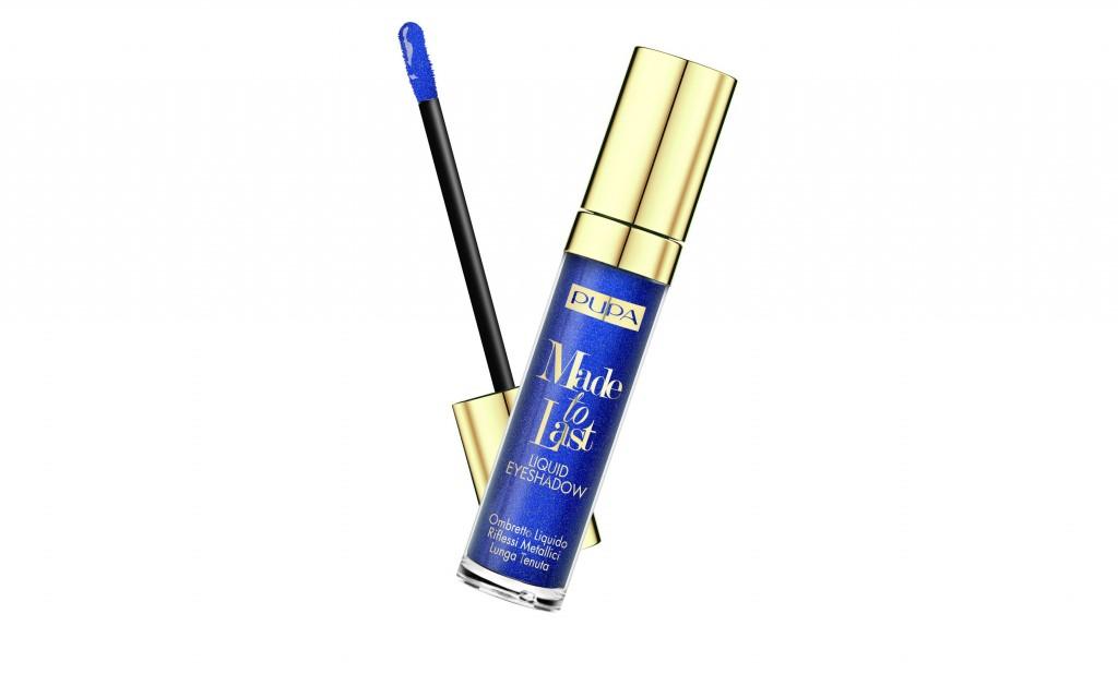 צללית נוזלית made to last Liquid Eyeshadow deep blue