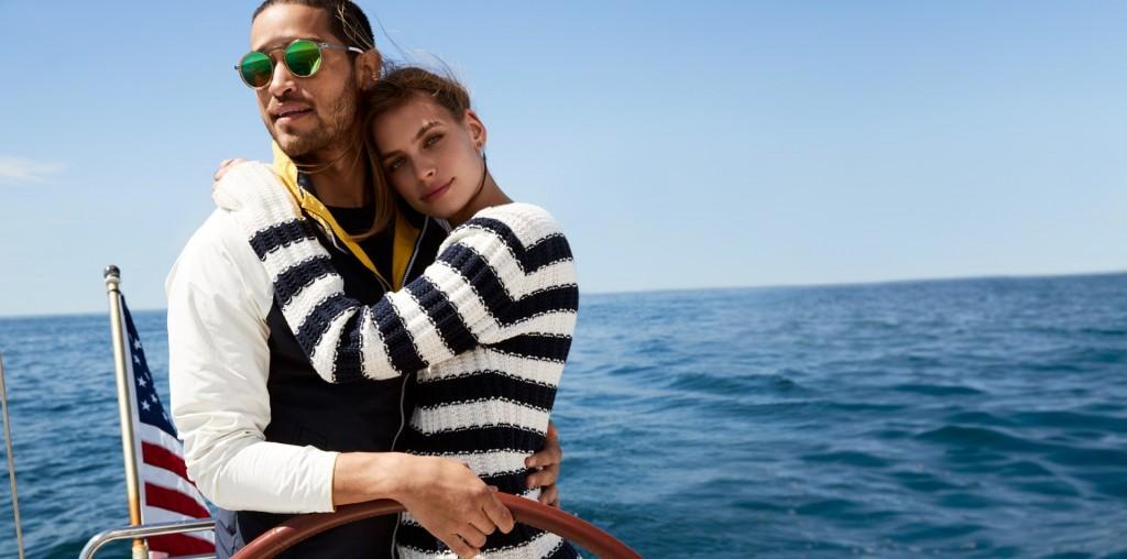 """גם בחוף וגם על פני המים ולנטיין קלאסי עם 'נאוטיקה' / צילום יח""""צ חו""""ל"""