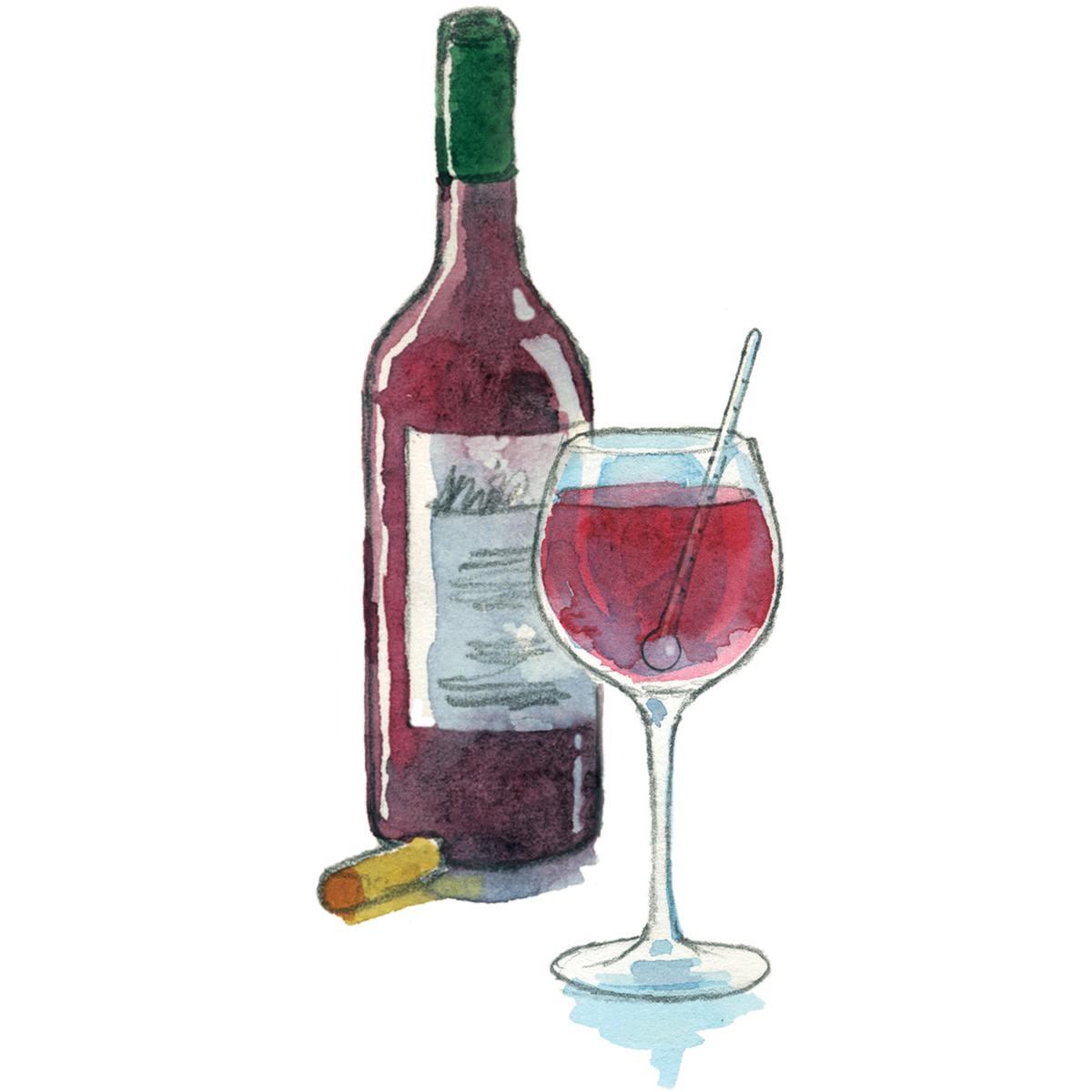 זורם כמו יין